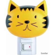"""Camelion NL-003 (ночник с выключателем (""""кошка"""")"""