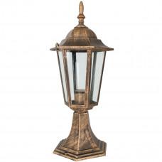 4104  С28 (Бронза) Светильник улично-садовый 230В 60Ватт