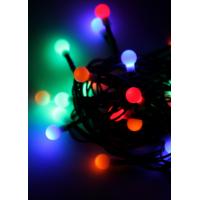Гирлянда светодиодная KOC_GIR30LEDBALL_RGB - КОСМОС