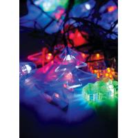 Гирлянда светодиодная KOC_GIR30LEDMIX1_RGB - КОСМОС