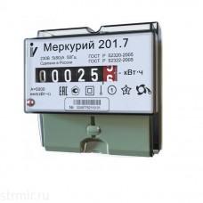Меркурий 201.7 5(60)A/230В