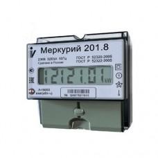 Меркурий 201.8 10(80)А/230В однотарифный