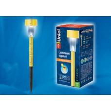 Светильник на солнечных батареях Yellow sparkle - 07408 - Uniel