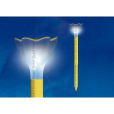 Светильник на солнечных батареях Yellow crocus - 10625 - Uniel