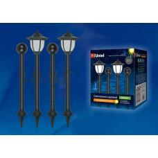 Светильник на солнечных батареях LANTERN SET02 - UL-00003132 - Uniel
