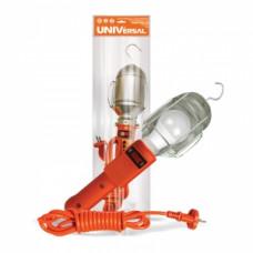 Светильник переносной  c выкл. 5м