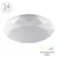 Светильник светодиодный C10LLW24W   6000К - WOLTA